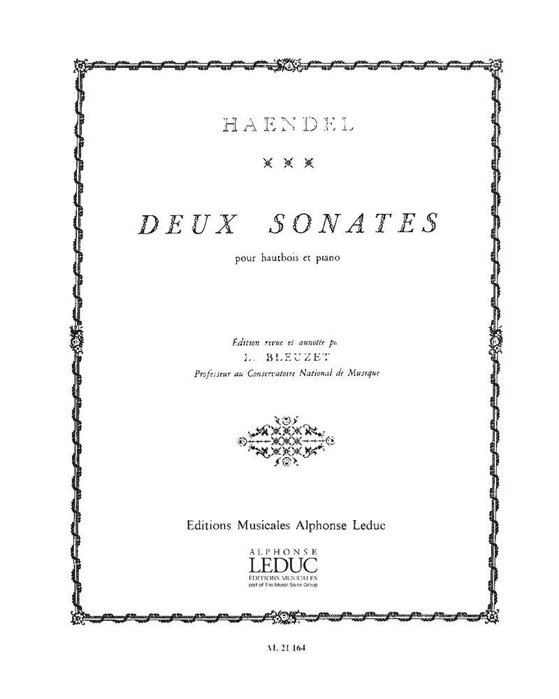 Deux sonates