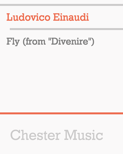 """Fly (from """"Divenire"""")"""