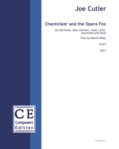 Chanticleer and the Opera Fox