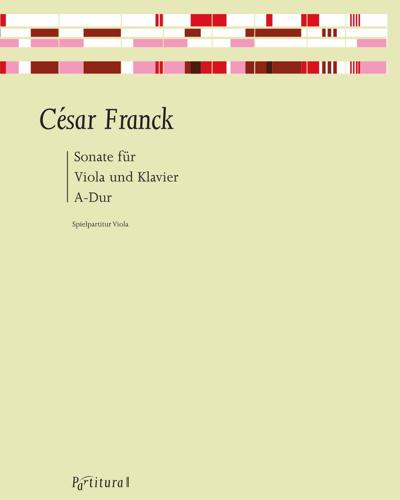 Sonata A Major for Viola and Piano