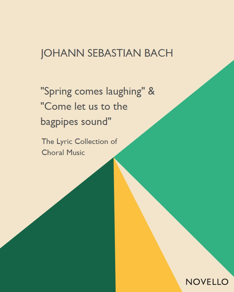 """Spring comes laughing"" & ""Come let us to the bagpipes sound"""