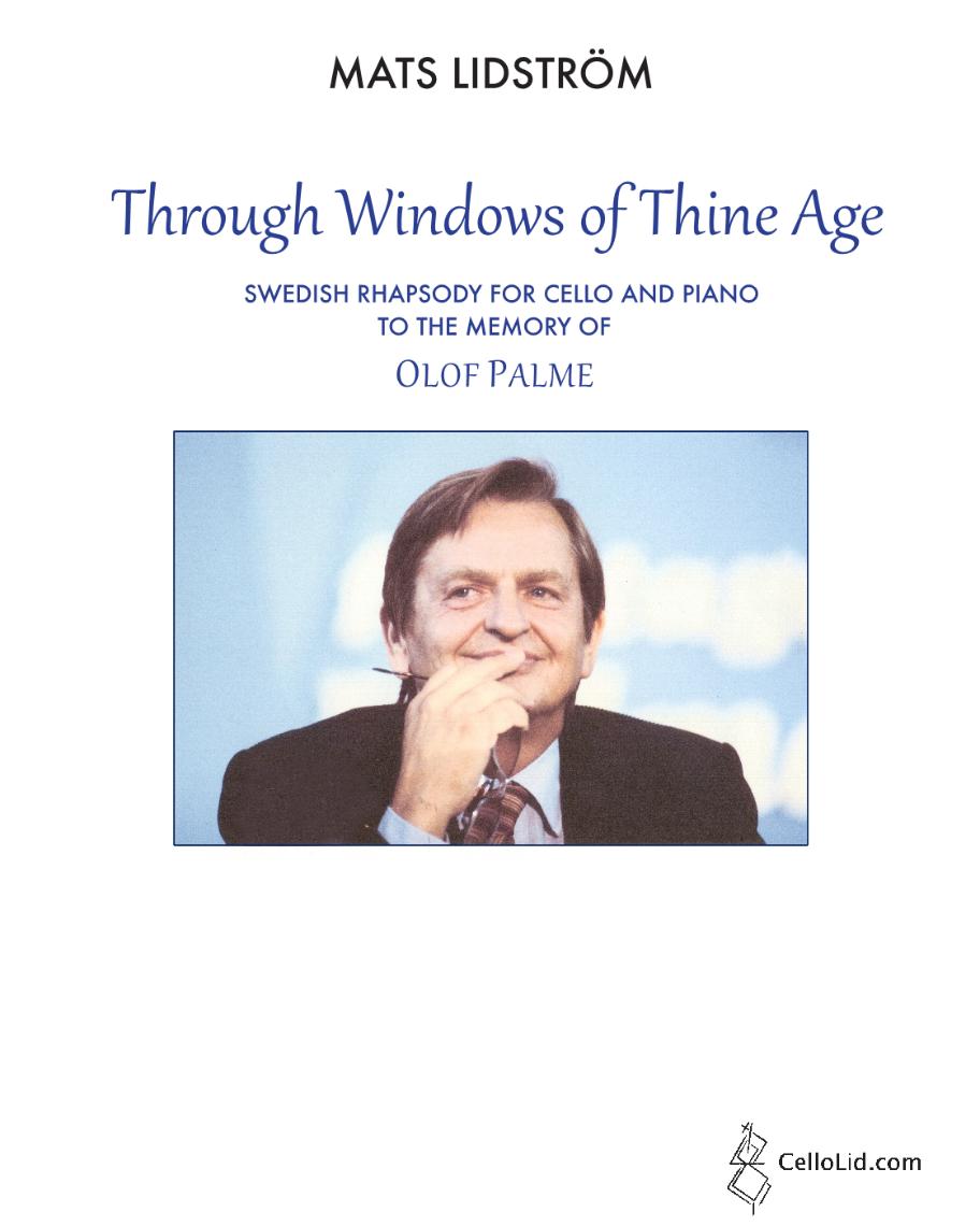 Through Windows Of Thine Age
