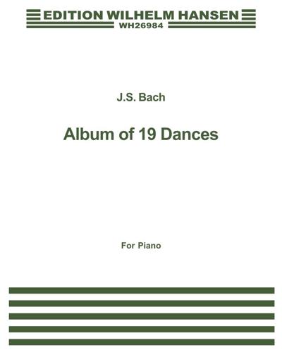 Album of 19 Dances