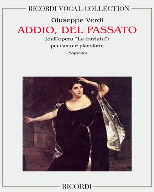 """Addio, del passato (dall'opera """"La traviata"""")"""