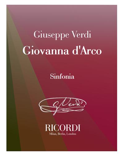 Giovanna d'Arco - Sinfonia