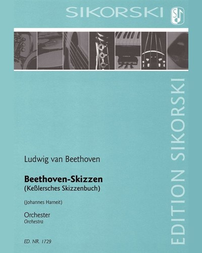 Beethoven Sketches