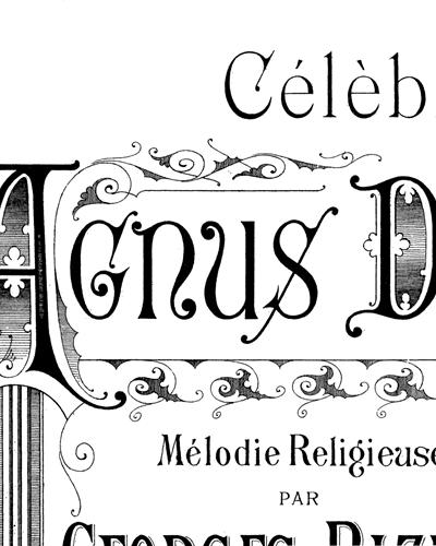 Agnus Dei No. 5
