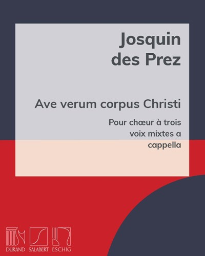 Ave Verum Corpus Christi
