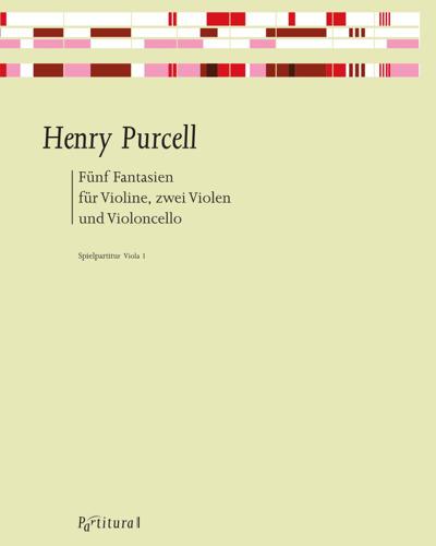 Five Fantasias for Violin, Two Violas and Violoncello