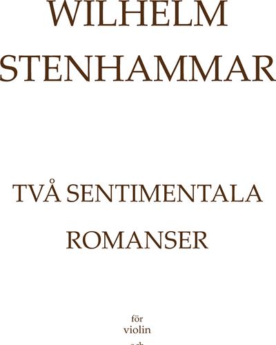 Två sentimentala romanser