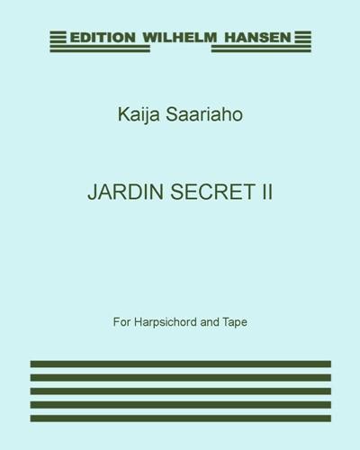 Jardin secret II