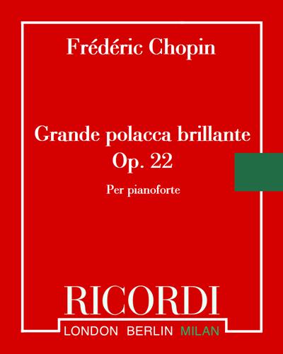 Grande polacca brillante Op. 22