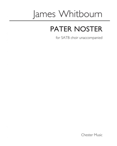 Pater noster (The Lord's Prayer)