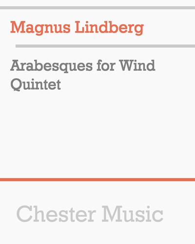 Arabesques for Wind Quintet
