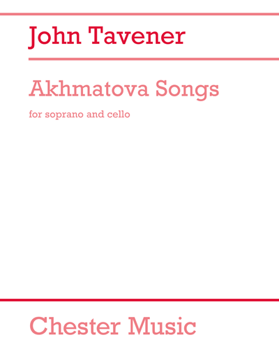 Akhmatova Songs