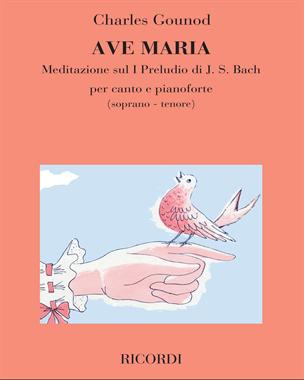 Ave Maria (meditazione sul I preludio di J.S. Bach)