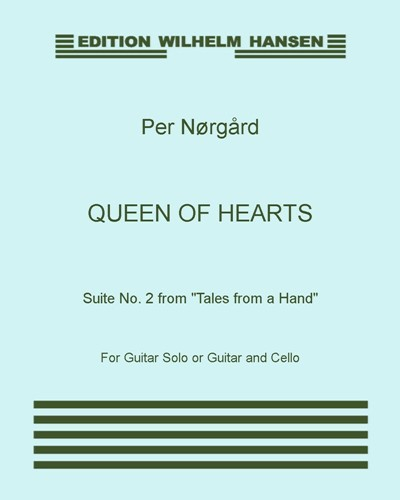 "Queen of Hearts (Suite No. 2 from ""Tales from a Hand"")"