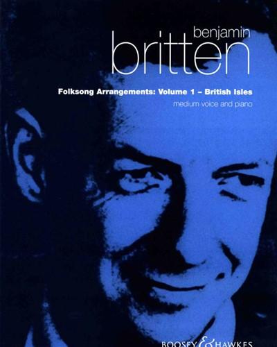 Folk Song Arrangements, Vol. 1