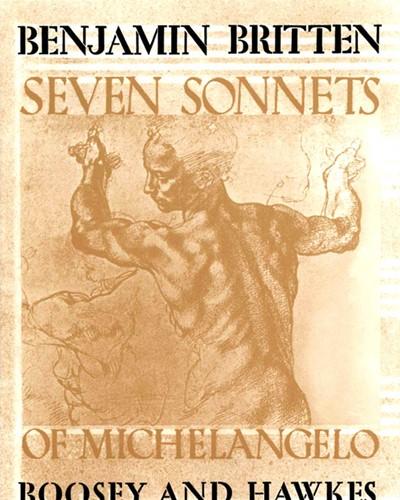 Seven Sonnets of Michelangelo, op. 22