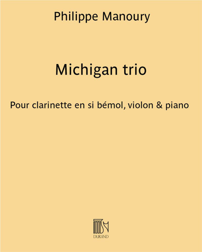 Michigan trio