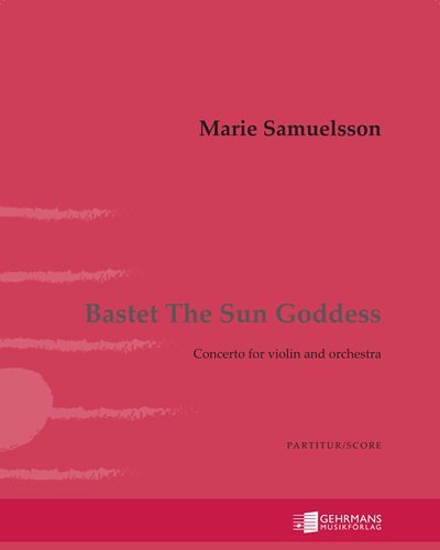 Bastet the Sun Goddess