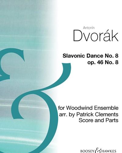 Slavonic Dance No. 8, op. 46/8