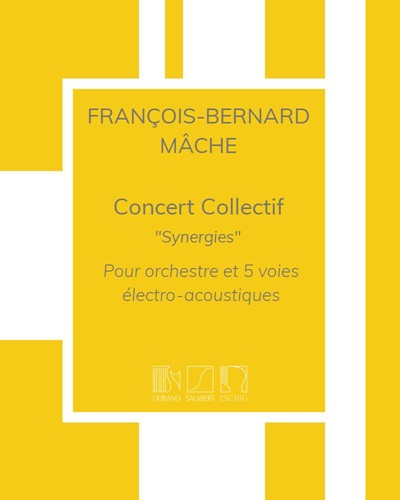 "Concert Collectif ""Synergies"""