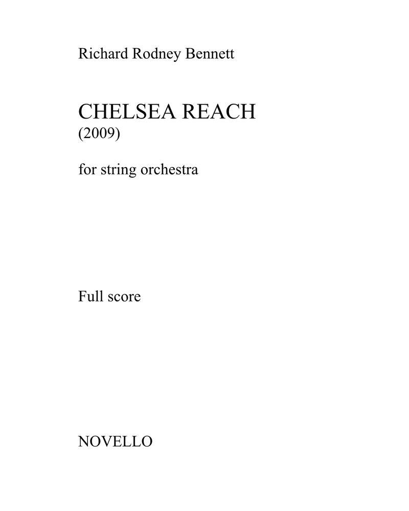 Chelsea Reach