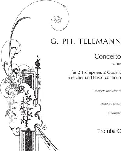 Trumpet Concerto in D major, 53:D2