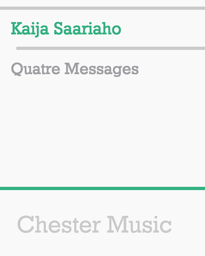 Quatre Messages