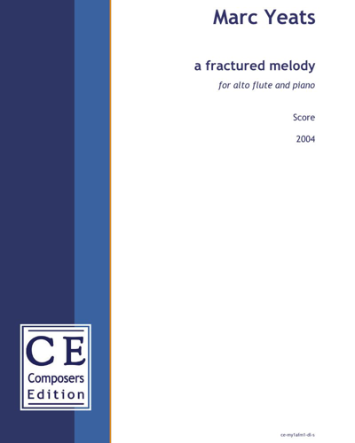 a fractured melody