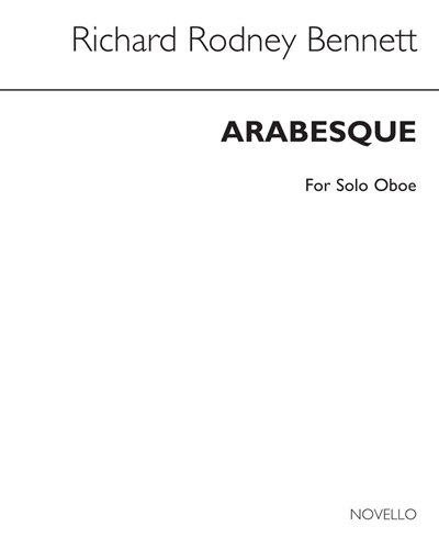 Arabesque for Solo Oboe