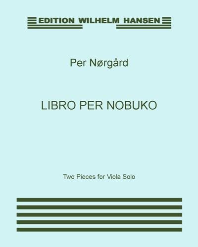 Libro per Nobuko
