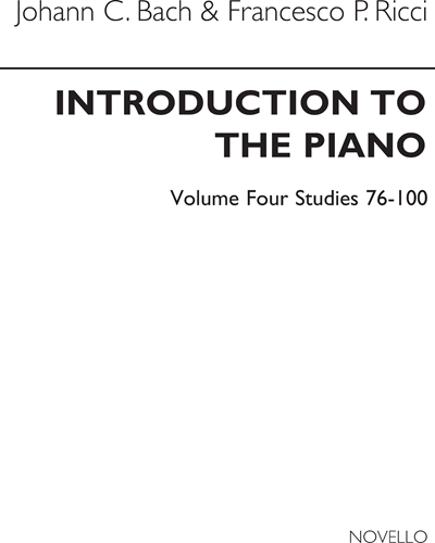 Introduction to the Piano Vol. 4
