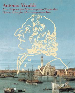 Arie d'opera per mezzosoprano/contralto