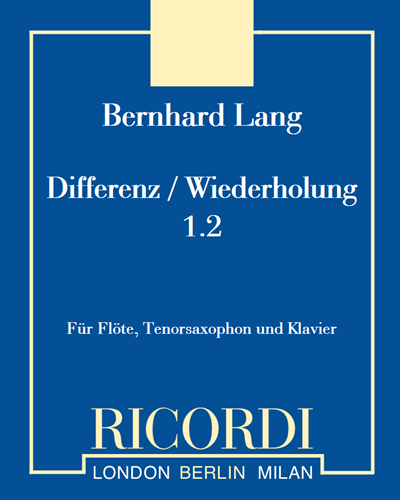 Differenz / Wiederholung 1.2