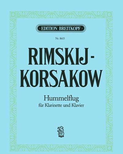 """Hummelflug: aus """"Das Märchen vom Zar Saltan"""""""