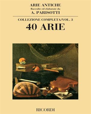 Arie antiche - Collezione completa Vol. 3