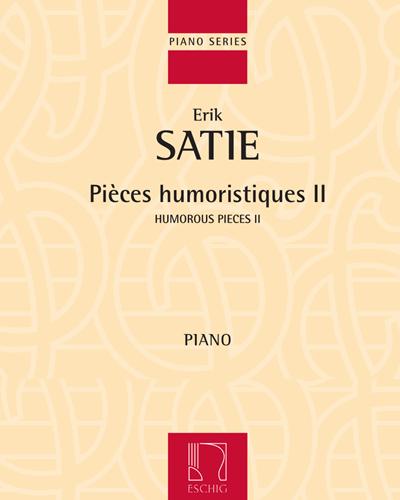 Pièces humoristiques II