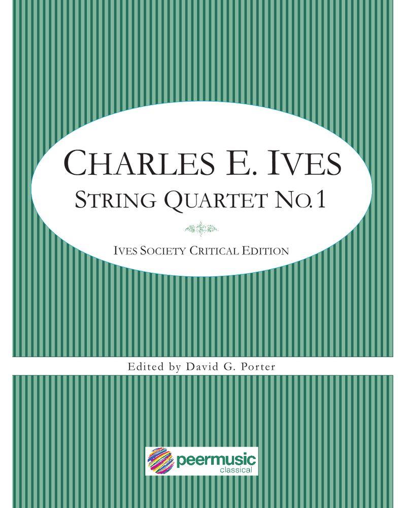 Charles Ives Sheet Music, Scores & Parts | nkoda