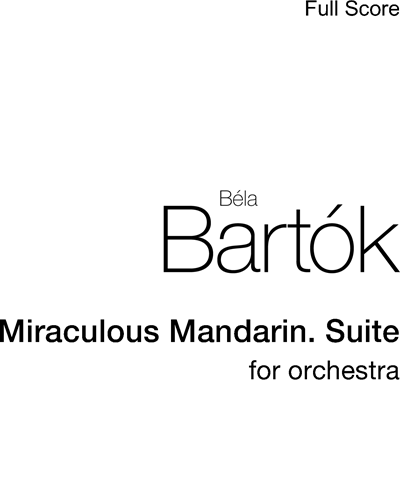 Miraculous Mandarin Suite