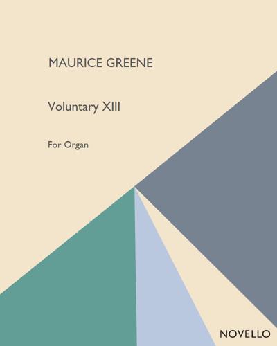 Voluntary XIII