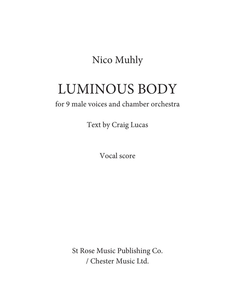 Luminous Body