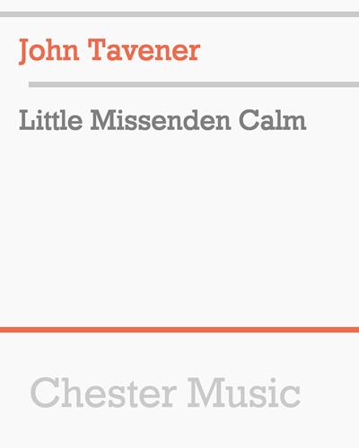 Little Missenden Calm