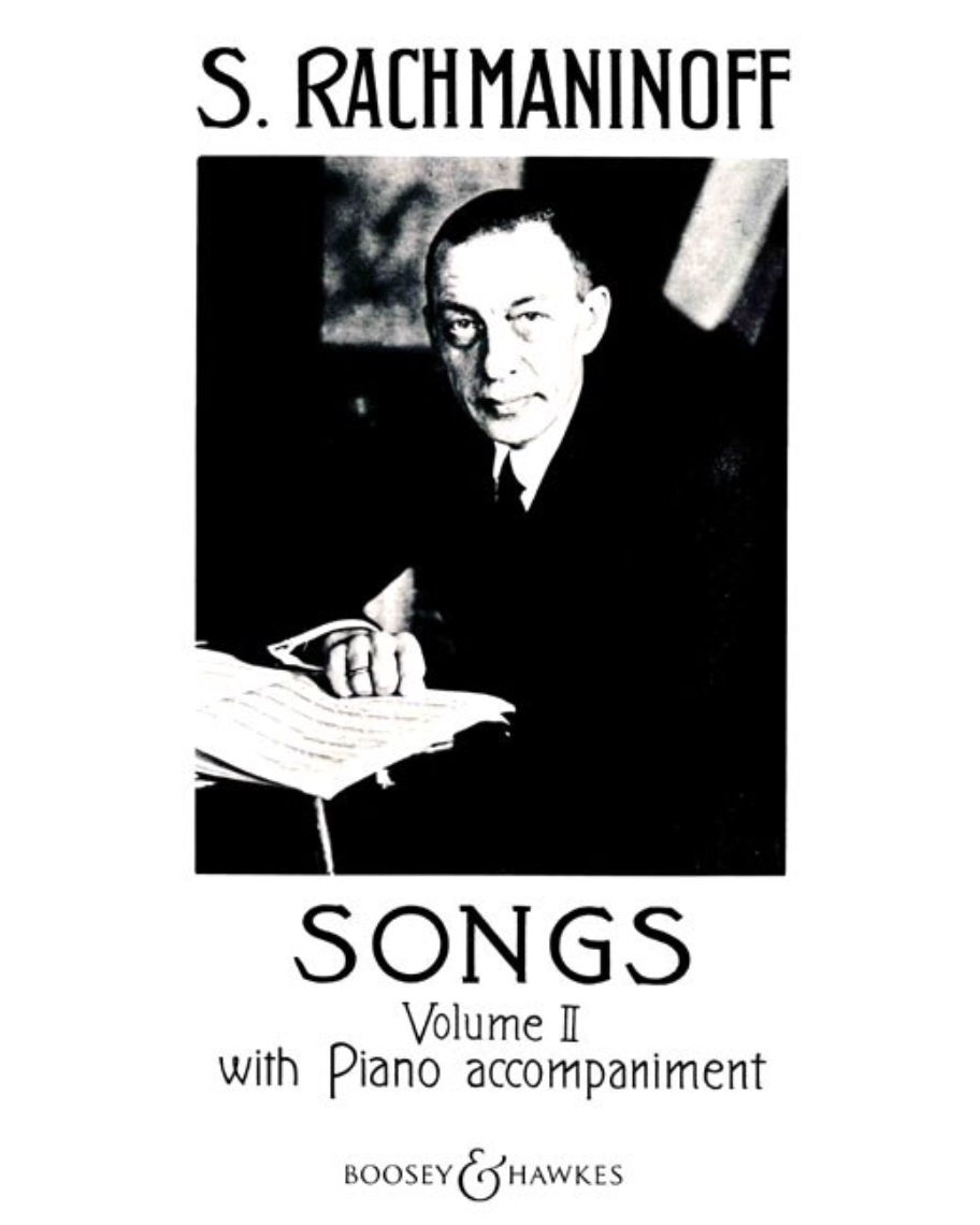 Songs with Piano Accompaniment, Vol. 2