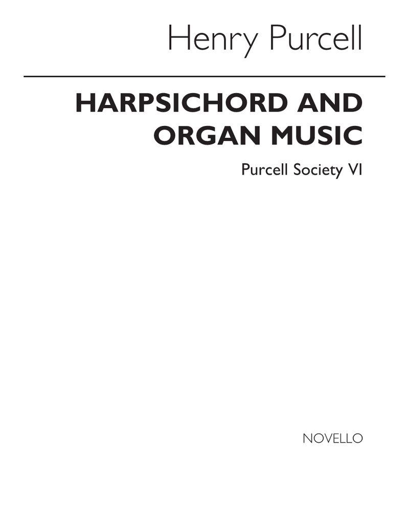 Harpsichord and Organ Music