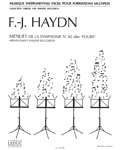 "Menuet (de la ""Symphonie n. 82"")"