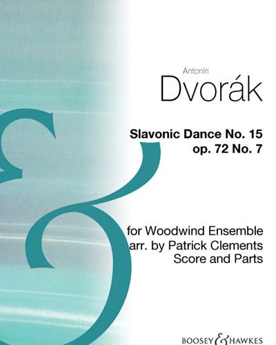 Slavonic Dance No. 15, op. 72/7