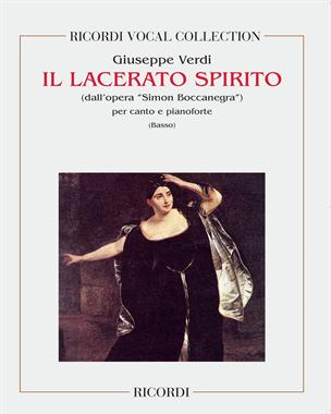 """Il lacerato spirito (dall'opera """"Simon Boccanegra"""")"""