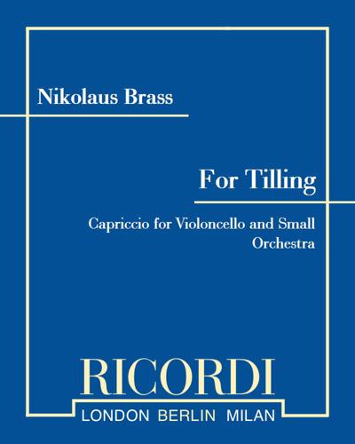 For Tilling